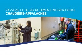 Passerelle de recrutement international Chaudière-Appalaches