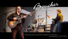 Guitares Boucher